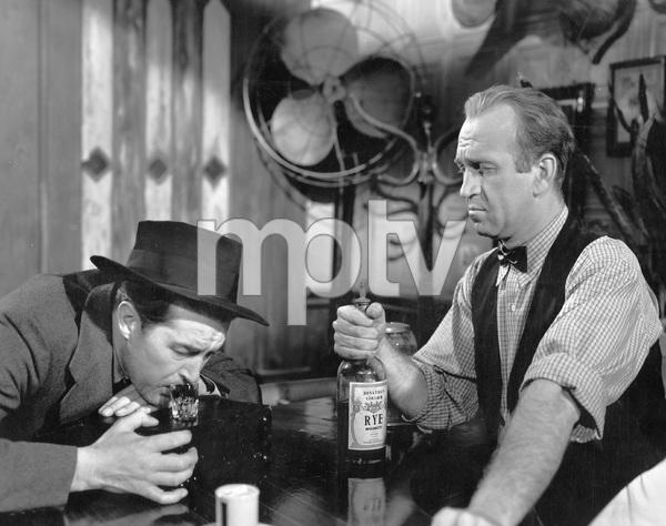 """""""The Lost Weekend""""Ray Milland & Howard Da Silva1945 Paramount**I.V. - Image 8298_0019"""
