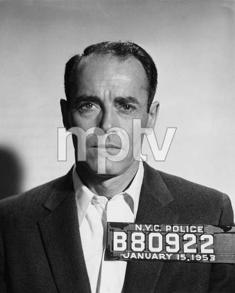 """""""The Wrong Man"""" Henry Fonda1956 Warner Brothers Photo by Floyd McCarty - Image 8300_0002"""