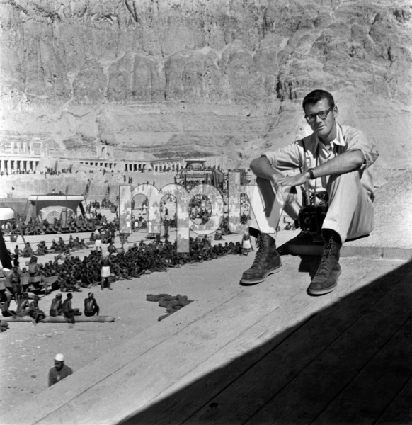 Ken WhitmoreFilm SetTen Commandments, The (1956) © 1978 Ken Whitmore0049833Paramount - Image 8340_0074