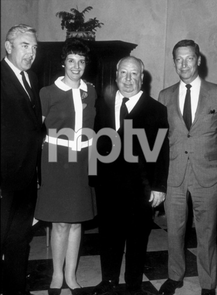 """Topoaz,""Alfred Hitchcock.Publicity Photo, c. 1969. - Image 8416_0001"