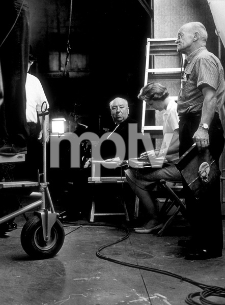"""Torn Curtain,""Director Alfred Hitchcock.1966 Universal.  - Image 8418_0024"