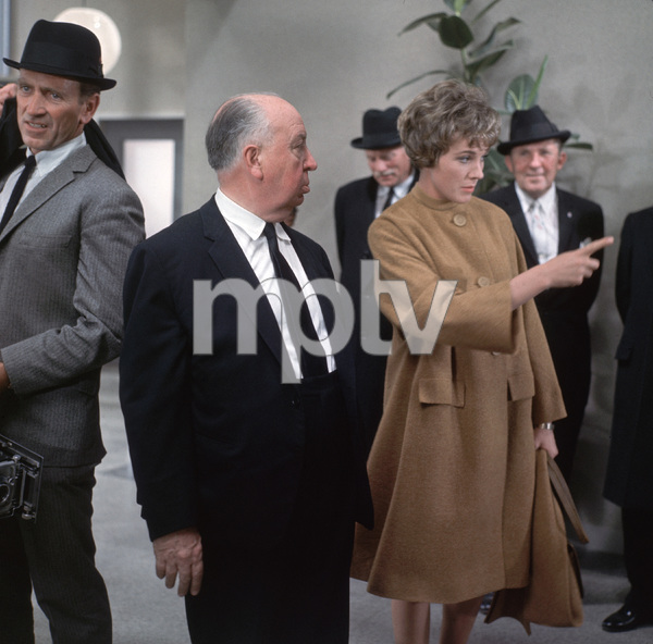 """Torn Curtain""Director Alfred Hitchcock, Julie Andrews1966 Universal Pictures** I.V. - Image 8418_0049"
