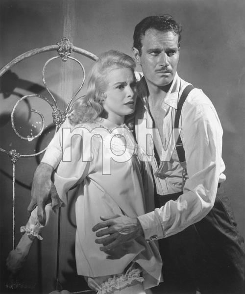 """""""Touch of Evil""""Janet Leigh, Charlton Heston1958 Universal**I.V. - Image 8420_0017"""
