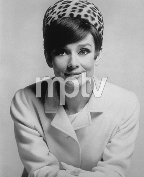 """""""Two For The Road"""" Audrey Hepburn 1966 20th Century Fox - Image 8451_0012"""