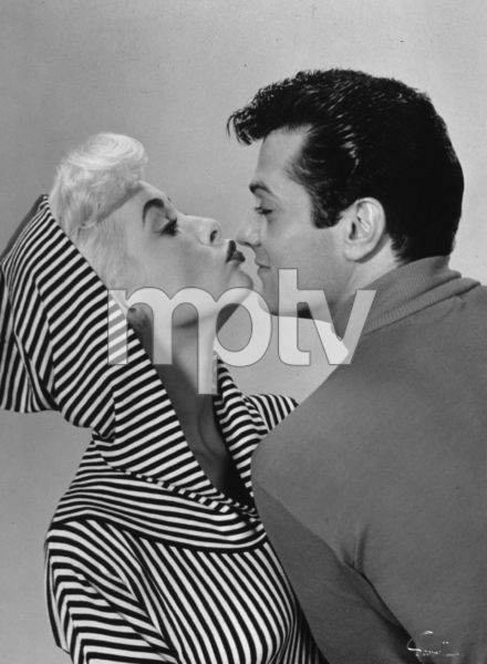 Tony Curtis and Janet Leigh, circa 1954. © 1978 Wallace SeawellMPTV - Image 845_561