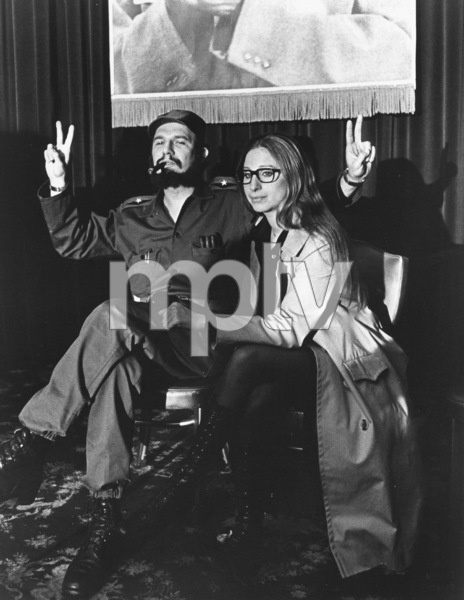 """Up The Sandbox""Jacobo Morales, Barbra Streisand1972 First Artist**I.V. - Image 8471_0003"