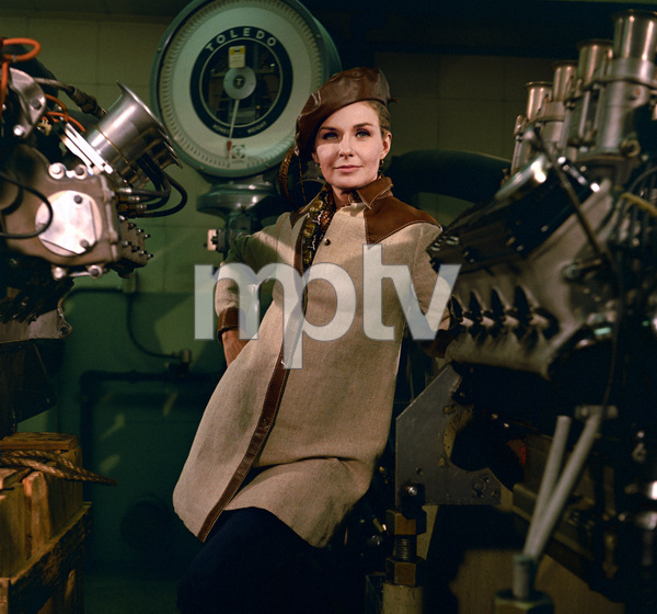 "Joanne Woodward during the making of ""Winning"" 1969© 1978 David Sutton - Image 8541_0131"