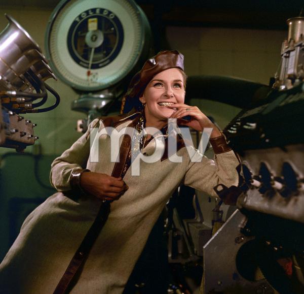"Joanne Woodward during the making of ""Winning"" 1969© 1978 David Sutton - Image 8541_0132"