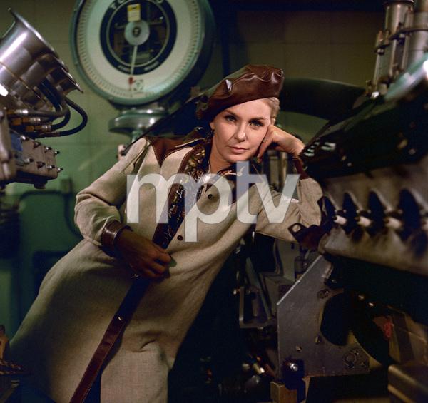 "Joanne Woodward during the making of ""Winning"" 1969© 1978 David Sutton - Image 8541_0134"