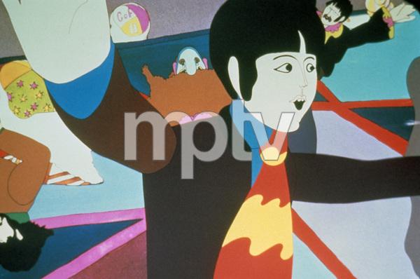"""""""Yellow Submarine""""Paul McCartney1968King Features/Apple** I.V. - Image 8573_0013"""
