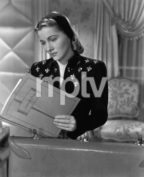 """""""The Affairs of Susan""""Joan Fontaine1945 Paramount PicturesPhoto by Bud Fraker - Image 8590_0001"""