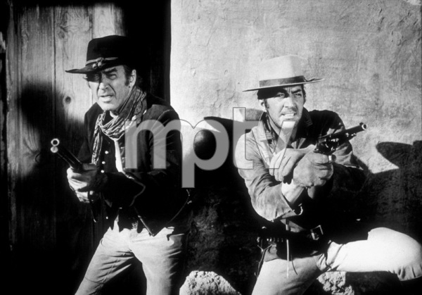 """Bandolero!""James Stewart & Dean Martin.1968 20th Century Fox - Image 8630_0001"