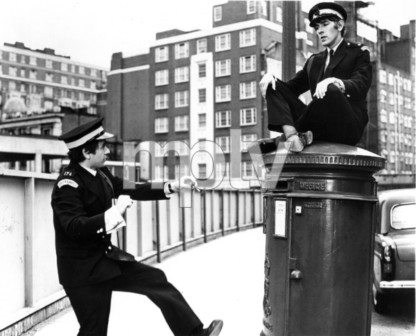 """""""Bedazzled""""Dudley Moore, Peter Cook1967 20th - Image 8640_0001"""