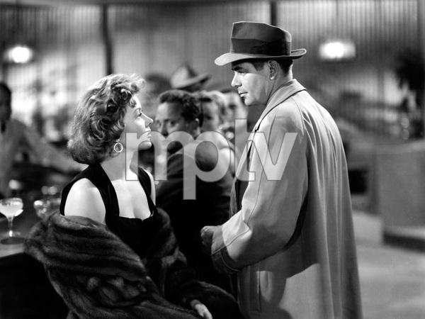 """The Big Heat""Gloria Grahame, Glenn Ford1953 Columbia - Image 8658_0001"