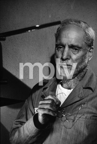 """""""Birdman of Alcatraz""""Burt Lancaster1962 UA © 1978 Mel Traxel - Image 8669_0004"""