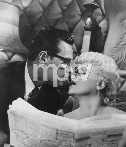 """Born Yesterday""William Holden, Judy Holliday1950 Columbia - Image 8697_0002"