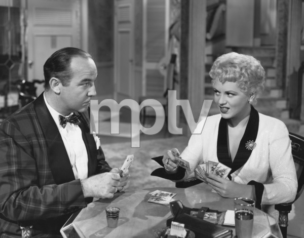 """Born Yesterday""Broderick Crawford, Judy Holliday1950 Columbia**I.V. - Image 8697_0007"