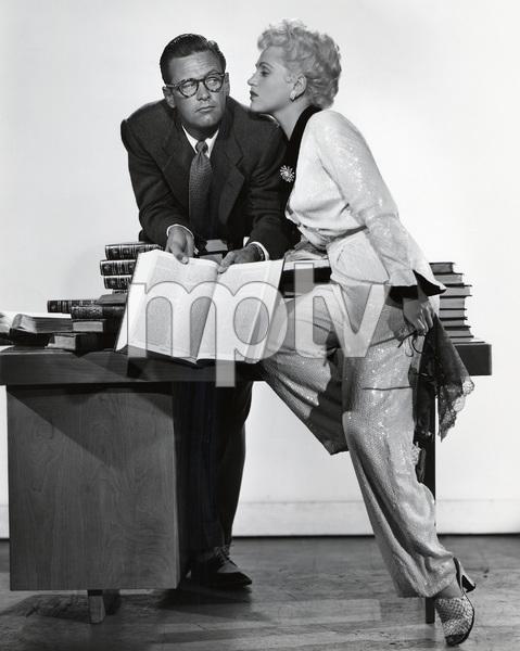 """Born Yesterday""William Holden, Judy Holliday1950 Columbia**I.V. - Image 8697_0009"