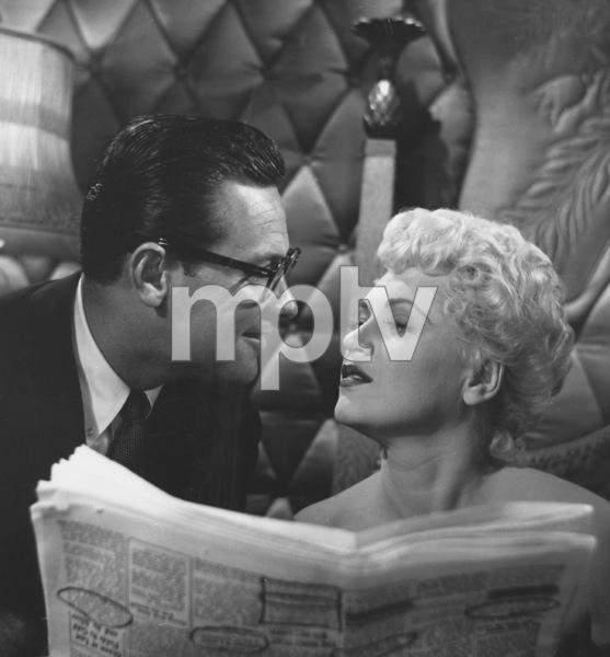 """Born Yesterday""William Holden, Judy Holliday1950 Columbia**I.V. - Image 8697_0010"