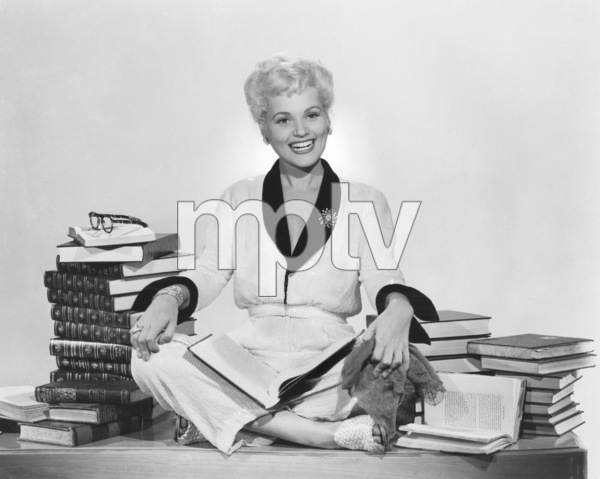 """Born Yesterday""Judy Holliday1950 Columbia**I.V. - Image 8697_0011"