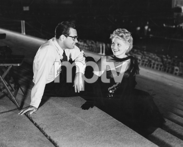 """Born Yesterday""William Holden, Judy Holliday1950 Columbia**I.V. - Image 8697_0012"