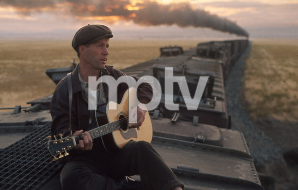 """Bound for Glory""David Carradine1976 United Artists** I.V. - Image 8699_0002"