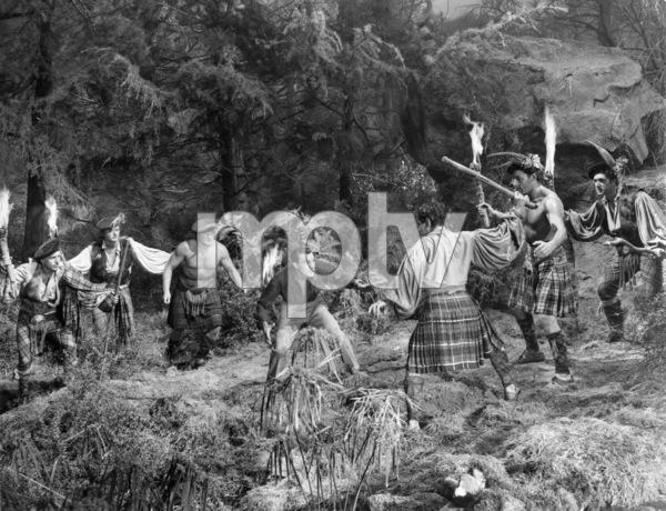 "Gene Kelly and Hugh Laing in ""Brigadoon""1954 MGM** I.V. - Image 8705_0010"