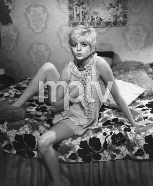 """Cactus Flower""Goldie Hawn1969 Columbia**I.V. - Image 8719_0001"