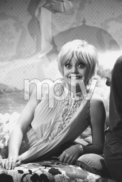 """Cactus Flower"" Goldie Hawn on the set1969 Columbia © 1978 Bob Willoughby - Image 8719_0011"