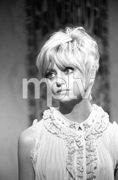 """""""Cactus Flower"""" Goldie Hawn on the set1969 Columbia © 1978 Bob Willoughby - Image 8719_0016"""