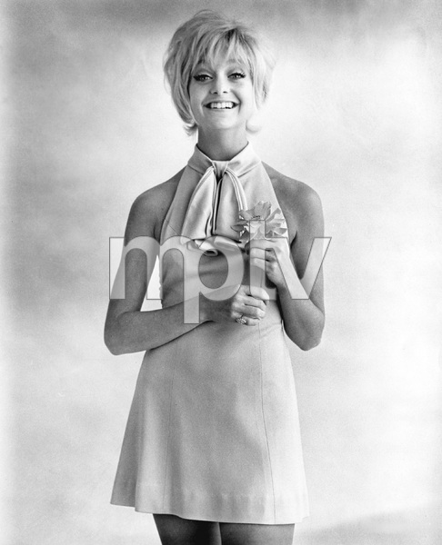 """""""CACTUS FLOWER"""". Goldie Hawn, Columbia, 1969, I.V. - Image 8719_0032"""