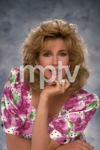 """Entertainment Tonight""Leeza Gibbons1989© 1989 Mario Casilli - Image 8731_0026"