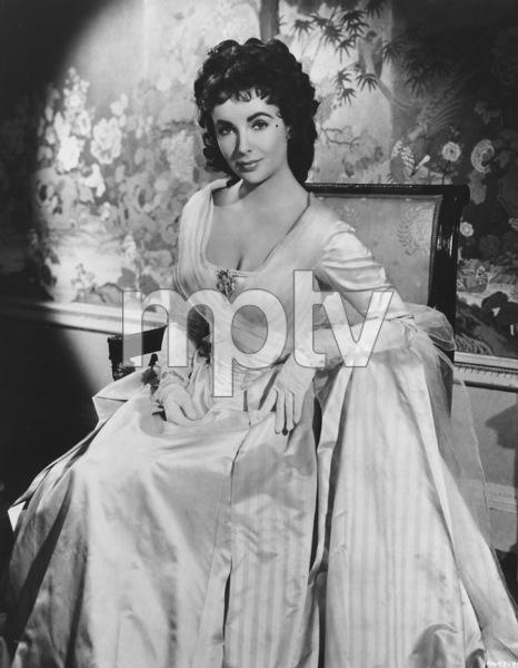 """""""Beau Brummell""""Elizabeth Taylor 1954 MGM**R.C.MPTV - Image 8740_0003"""