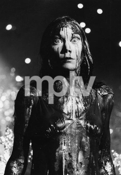 """""""CARRIE"""" Sissy Spacek, UA, 1977, I.V. - Image 8767_0081"""