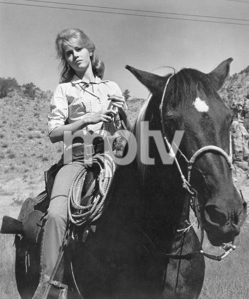 CAT BALLOU, COLUMBIA 1965, JANE FONDA, IV - Image 8771_0005