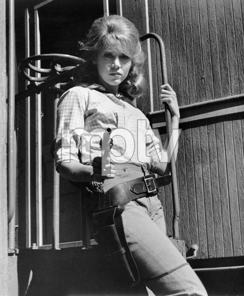 CAT BALLOU, COLUMBIA 1965, JANE FONDA, IV - Image 8771_0006