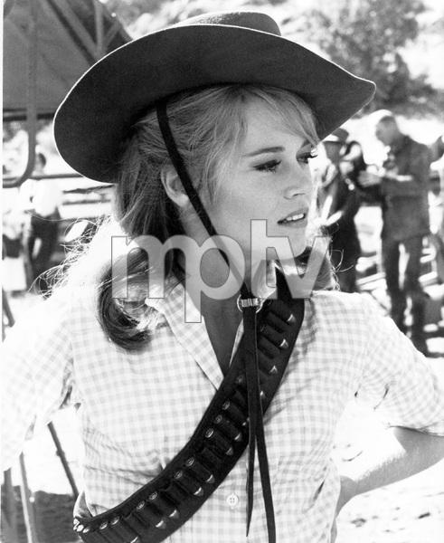 CAT BALLOU, COLUMBIA 1965, JANE FONDA, IV - Image 8771_0007