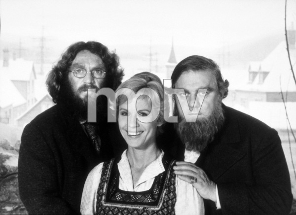 """Enemy of the People"" Steve McQueen, Bibi Andersson, Charles Durning 1977 1st Artist © 1978 Mel Traxel - Image 8882_0002"