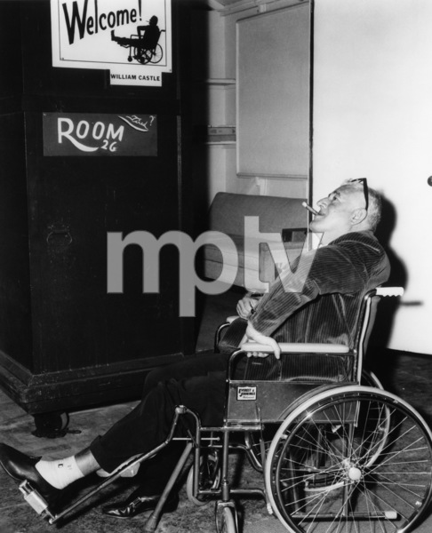"""""""The Busy Body""""Director William Castle1966 Paramount Pictures - Image 8945_0001"""