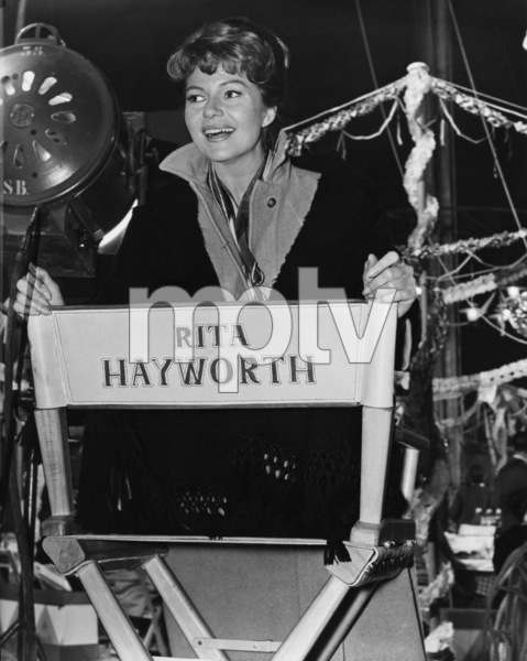 """Circus World""Rita Hayworth1964 Paramount Pictures - Image 8947_0005"