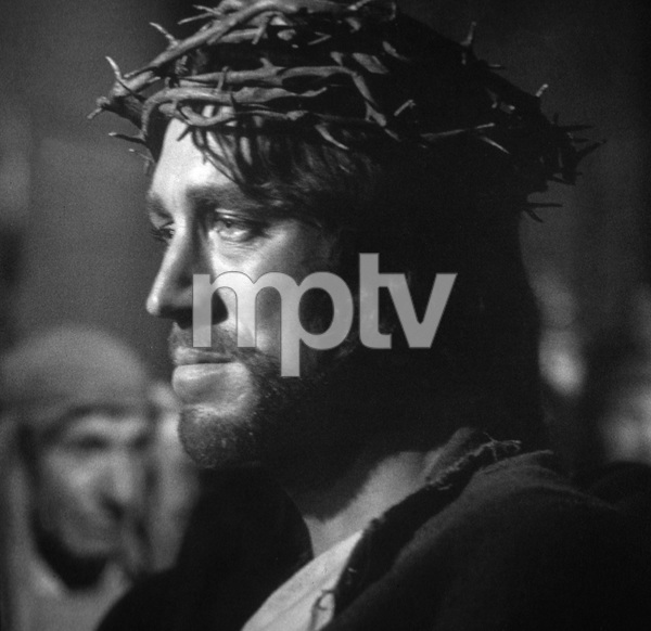 """""""The Greatest Story Ever Told""""Max Von Sydow as Jesus1965 United ArtistPhoto by Floyd McCarty - Image 8951_0019"""