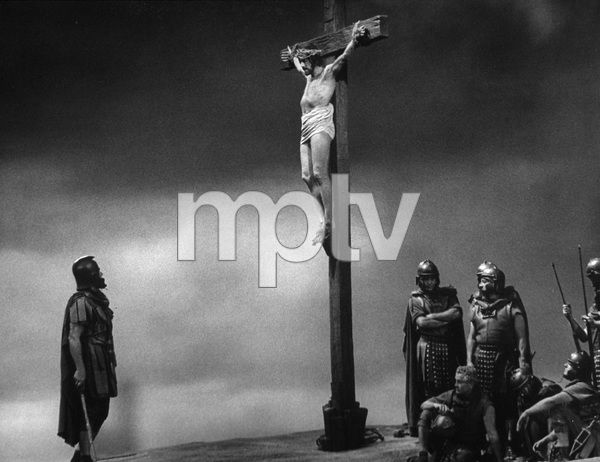 """""""The Greatest Story Ever Told""""Max Von Sydow as Jesus1965 United ArtistPhoto by Floyd McCarty - Image 8951_0022"""