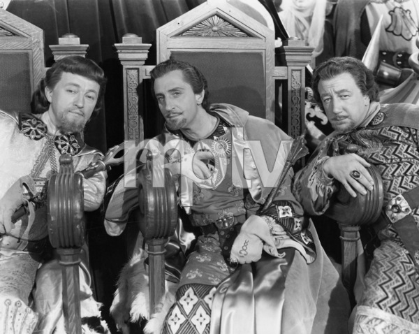 """The Adventures of Robin Hood""Basil Rathbone1938 Warner Bros.**I.V. - Image 8992_0008"