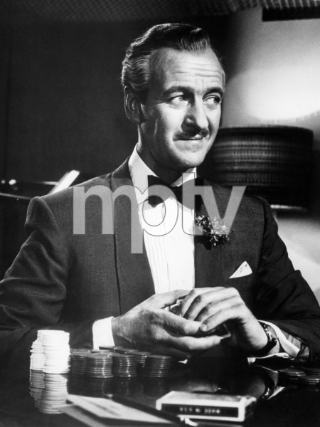 """""""The Birds and the Bees""""David Niven 1956 Paramount Pictures - Image 9010_0007"""