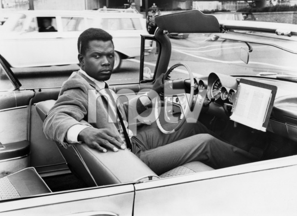 """""""The Slender Thread""""Sidney Poitier1965 Paramount Pictures - Image 9031_0004"""