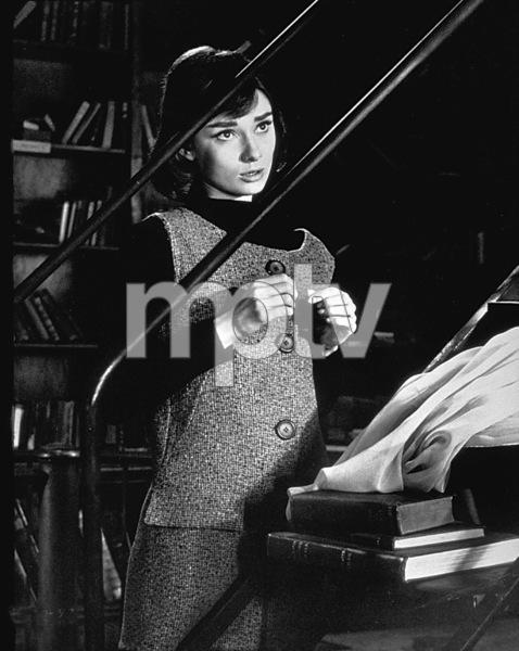 """Funny Face""Audrey Hepburn1956 Paramount - Image 9111_0031"