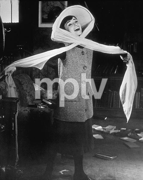 """Funny Face"" Audrey Hepburn1956 Paramount - Image 9111_0037"