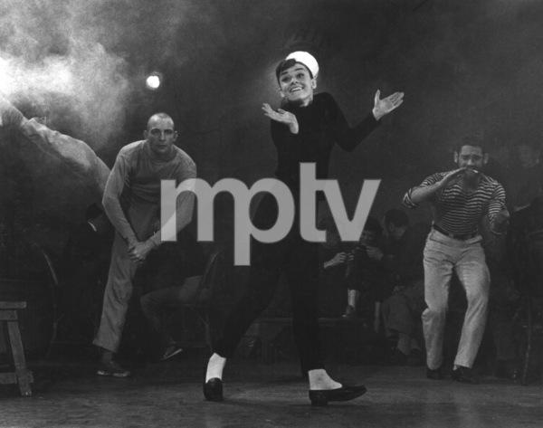 """Funny Face""Audrey Hepburn 1956 Paramount © 1978 Bill Avery - Image 9111_0354"