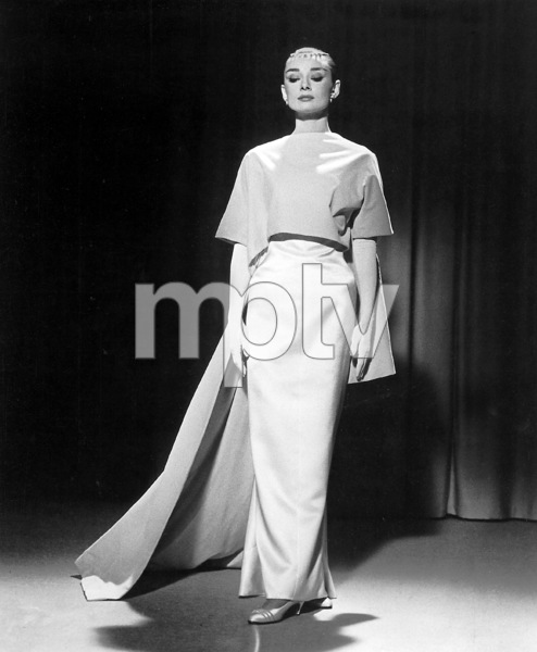 """Funny Face"" Audrey Hepburn 1956 Paramount **I.V. - Image 9111_0377"