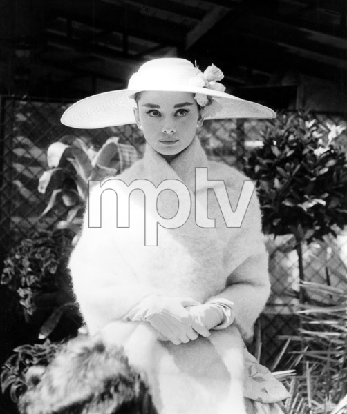 """Funny Face"" Audrey Hepburn 1956 Paramount **I.V. - Image 9111_0378"